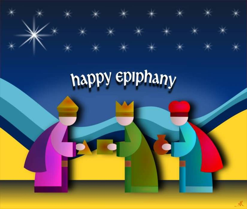 Have A Very Happy Epiphany Wishes Image