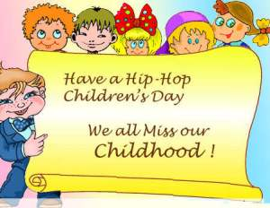 Have Wonderful Childrens Day Wishes Image