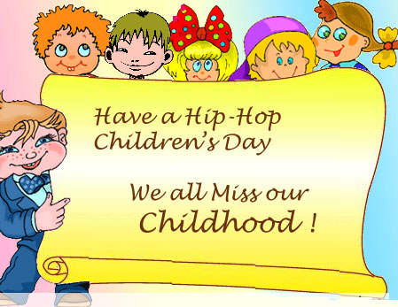 Have Wonderful Children's Day Wishes Image