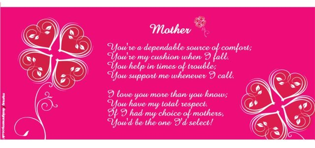 I Love You More Than You Know Happy Mother's Day Quotes Image