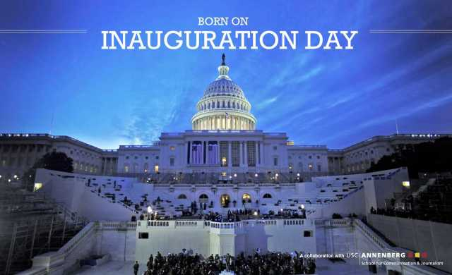 Inauguration Day Greetings Image