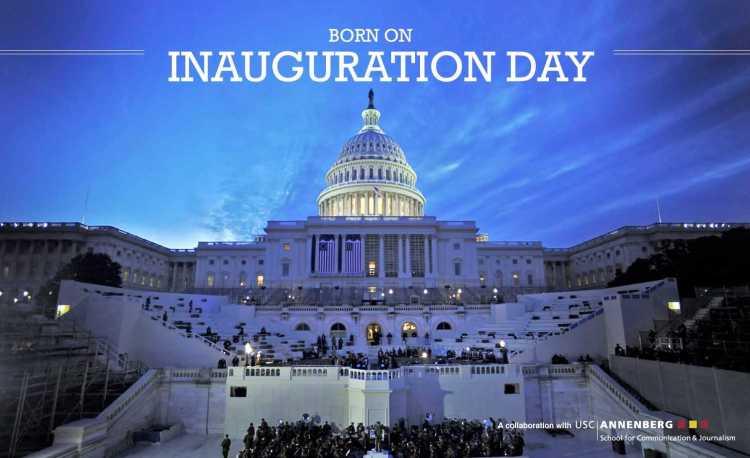 Inauguration Day Greetings Image