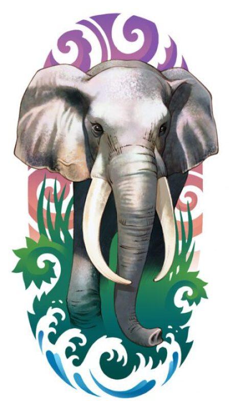 Inspiring Elephant Tattoo Design For Girls Elephant Tattoos