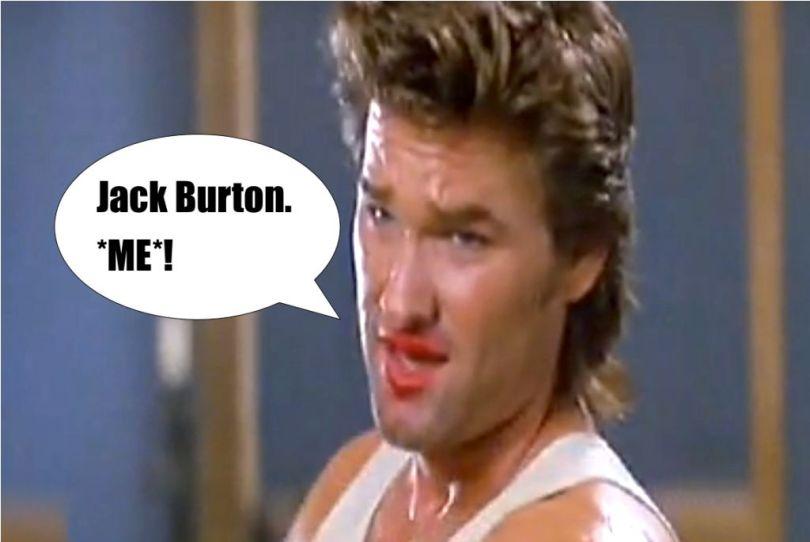Jack Burton Quotes Jack Burton Me
