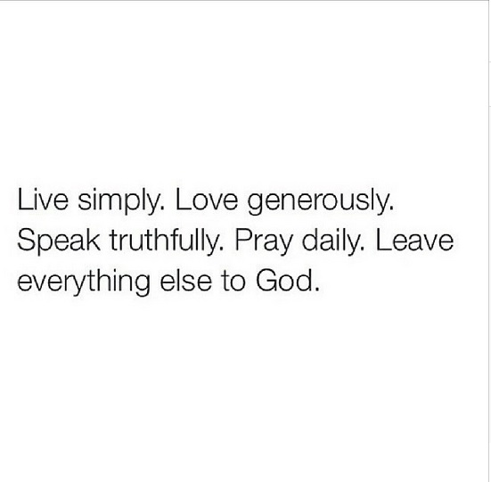Keyshia Cole Quotes Live simply love generously speak truthfully pray daily