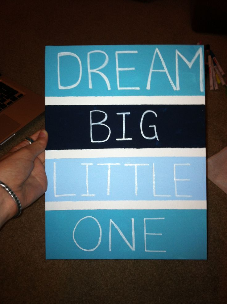 Little Big Quotes Dream big little one (3)
