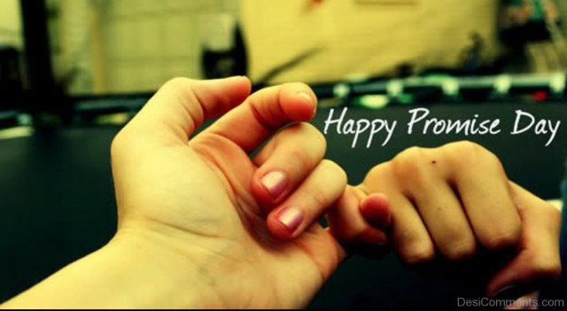 Love You Happy Promise Day 11 Feb