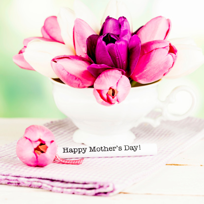 Love You Mom Happy Mother's Day Wishes Image