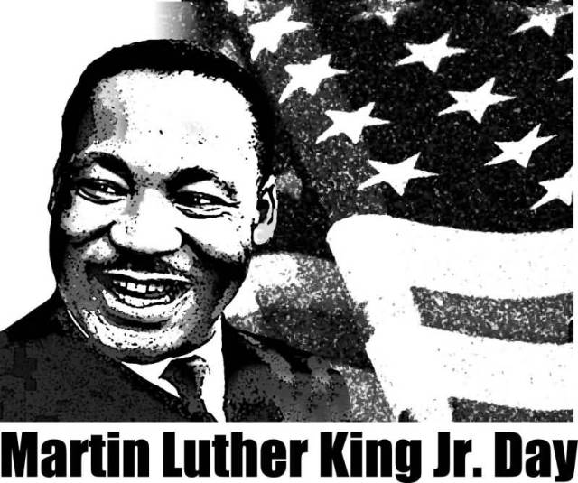 Martin Luther King Jr Best Wallpaper Greetings