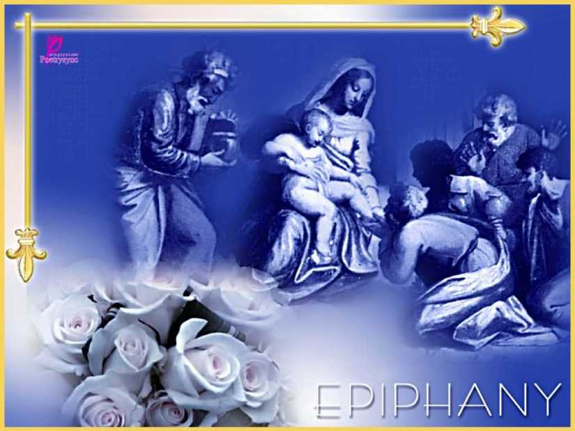 May The Lord Shower You With His Blessings On Epiphany And Always