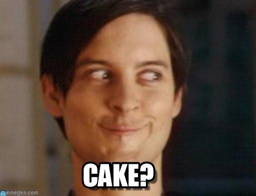 Meme Cake Image
