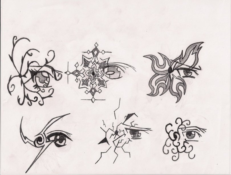 Mind Blowing Few Eye Tattoo Designs For Girls