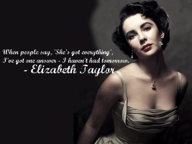 Movie Quotes When People Say, She's Got Everything