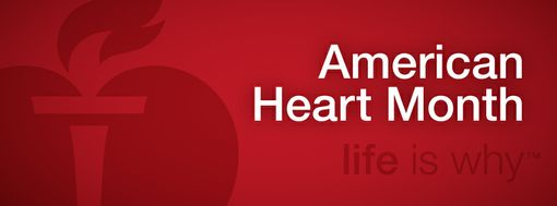 National Wear Red Day American Heart Month