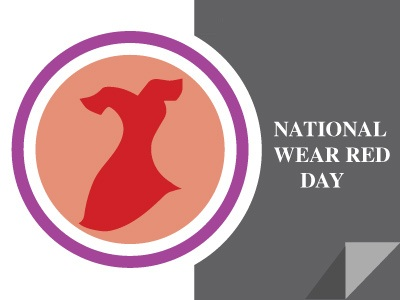 National Wear Red Day Greetings Image