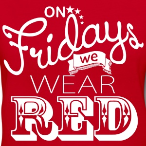 On Friday We Wear Red Wishes Images