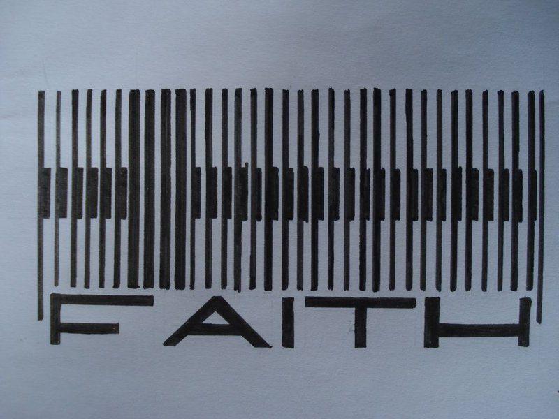 Popular Faith Tattoo Poster For Boys