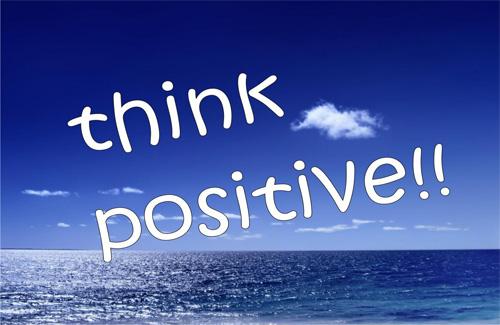 Positive Quotes think positive