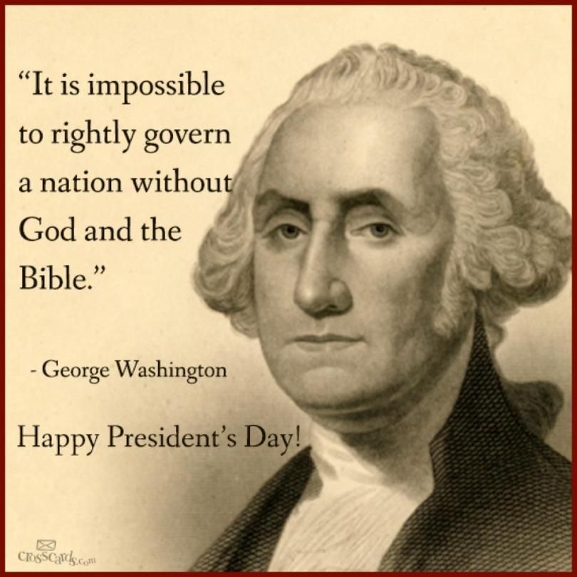 Quotes George Washington Happy Birthday Wishes