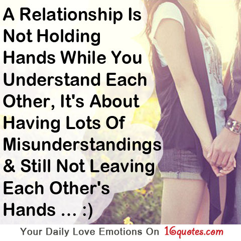 Relationship sayings a relationship is not holding hands while you understand wash other it's about having lots of