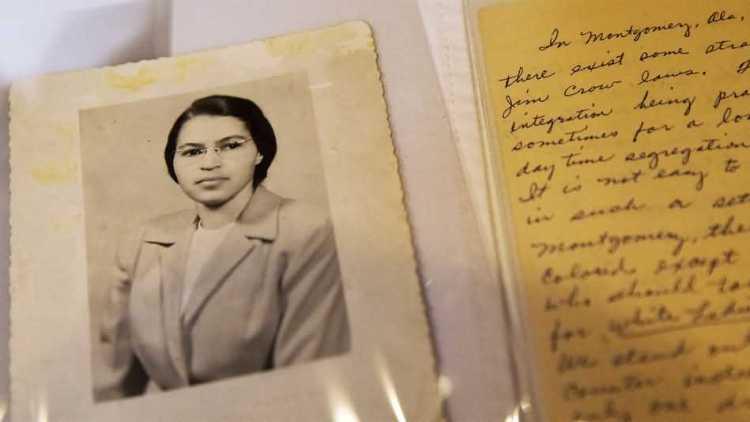 Rosa Parks Image