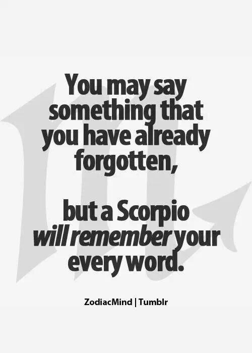 Scorpio Quotes And Sayings 03
