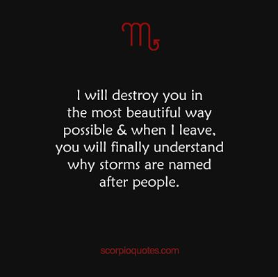 Scorpio Quotes And Sayings 04