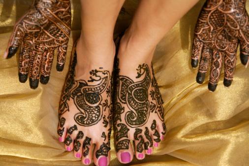 Sensation Henna Tattoo Designs For Girls