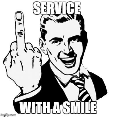 Service With A Smile (2)