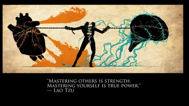 Strength Quotes Mastering Others Is Strength. Mastering Yourself Is True Power