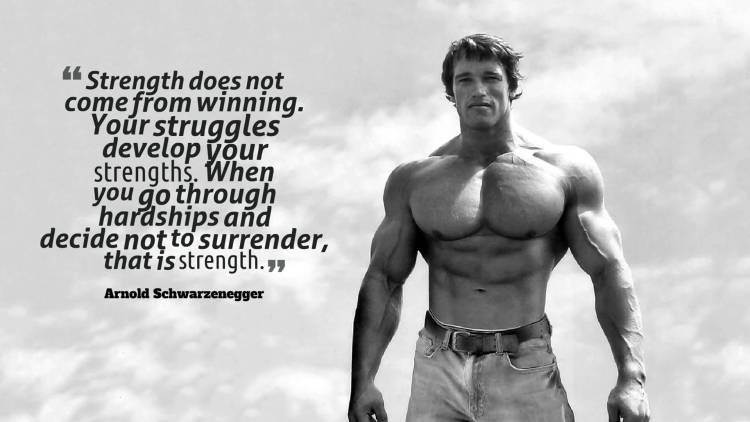 Strength Quotes Strength Does Note Come From Winning Your Struggles Develop Your Strengths.