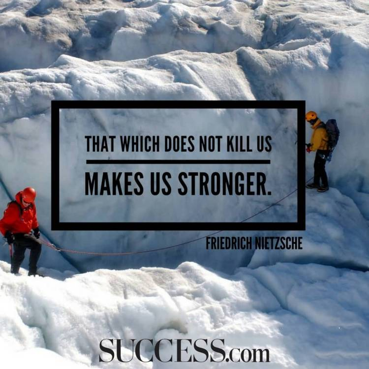 Strength Quotes That Which Does Not Kill Us Makes Us Stronger,