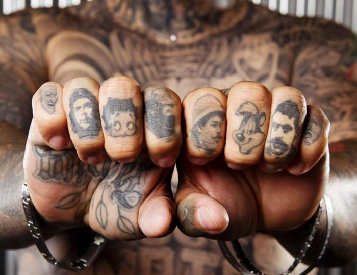 Stunning Cool Finger Tattoo Designs For Boys