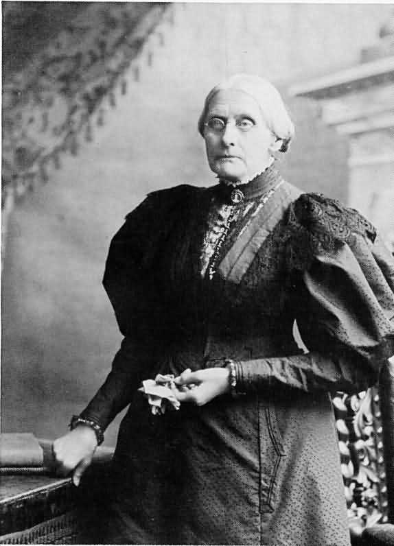 Susan B. Anthony Image