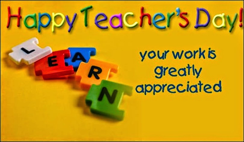Teacher's Day Greetings Message Image
