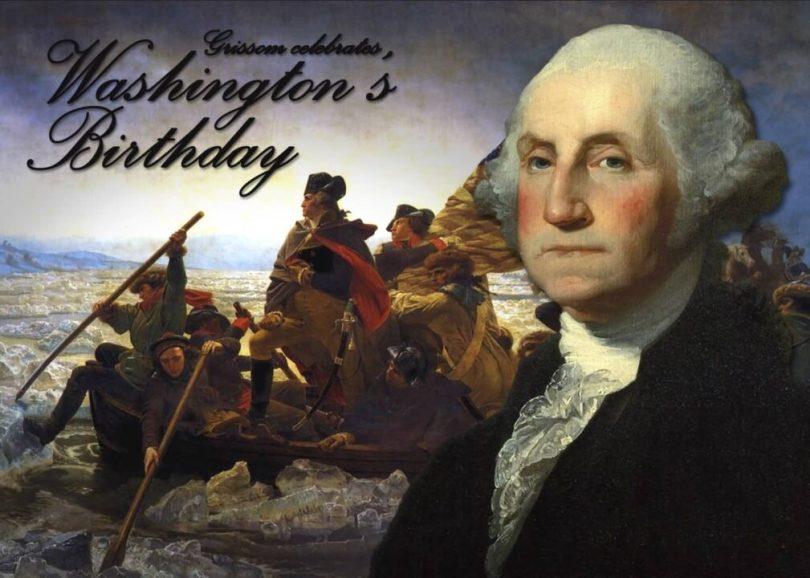 Washington Birthday Celebrate Wishes