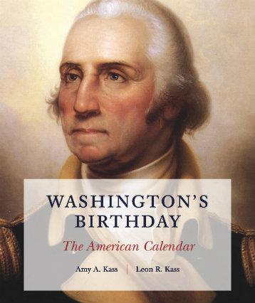 Washington's Birthday Wishes Image