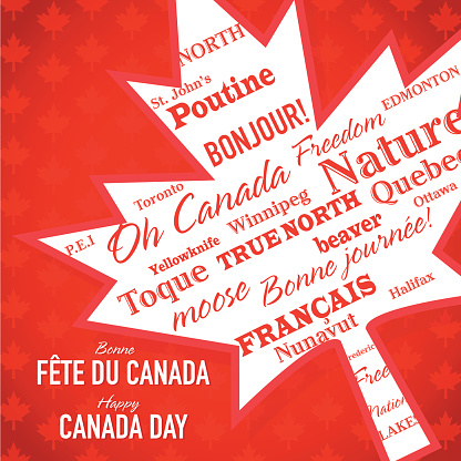 Wish You A Very Happy Canada Day Image