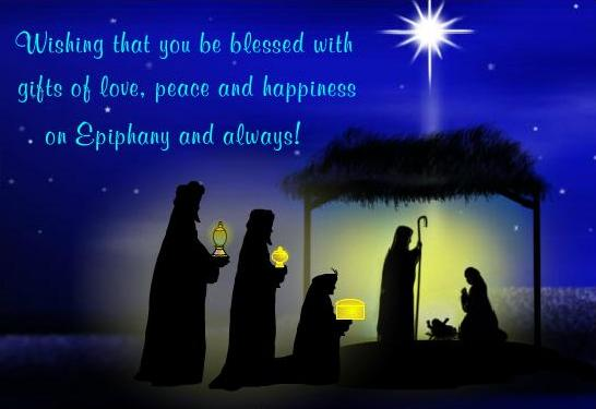 Wishing You A Very Happy Epiphany Wishes