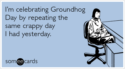 Wishing You Happy Groundhog Day Wishes