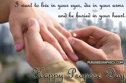 Wishing You Happy Promise Day Wishes Message Image