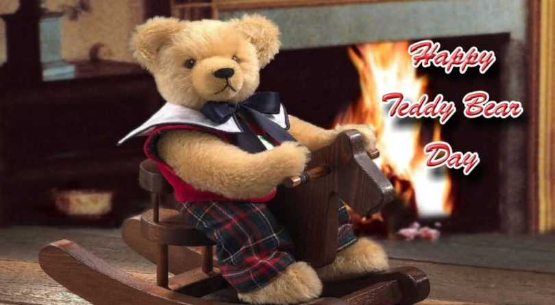 Wonderful Teddy Day Image