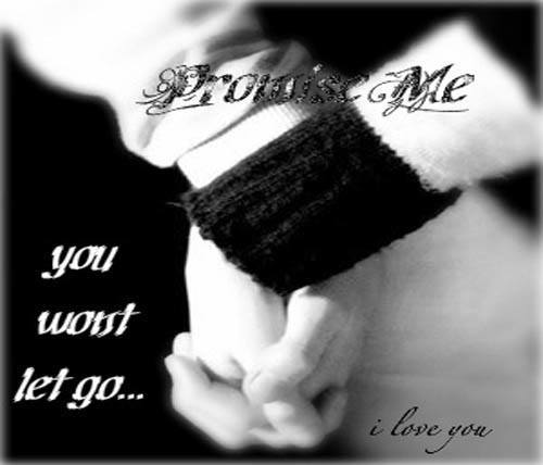 You Wont Let Go Promise Day Image