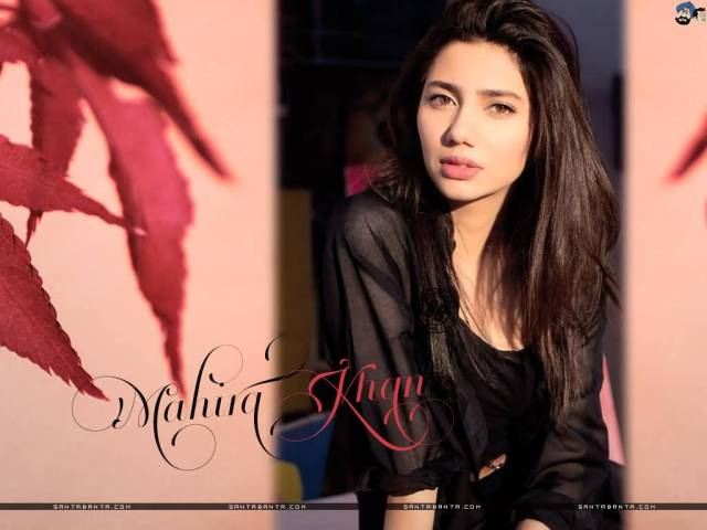 awesome photo of mahira khan