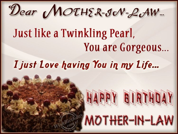 dear mother in raw just like a twinkling pearl, you are gorgeous...