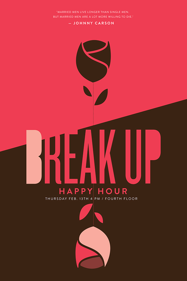 10 Happy Break Up Day Image