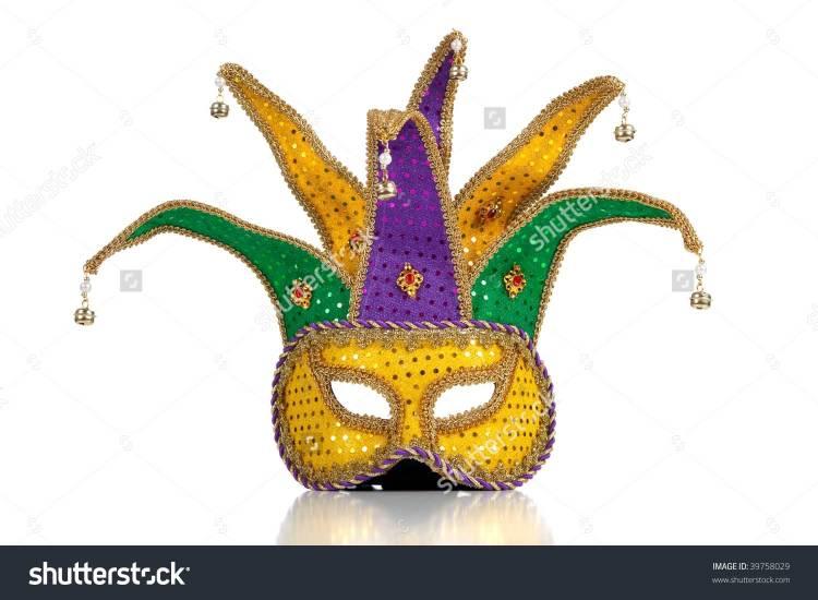 10 Mardi Gras Mask Image