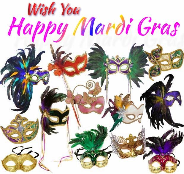 19 Mardi Gras Mask Image