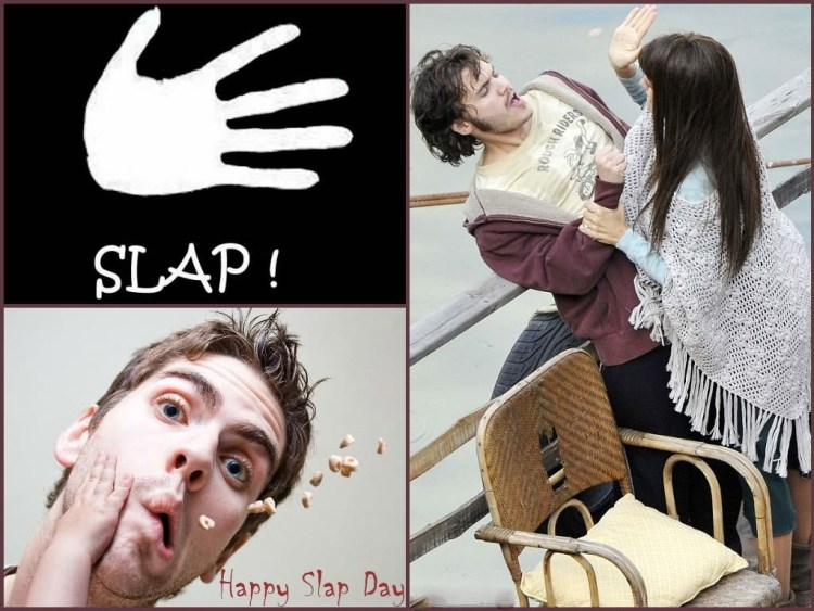 2 Happy Slap Day