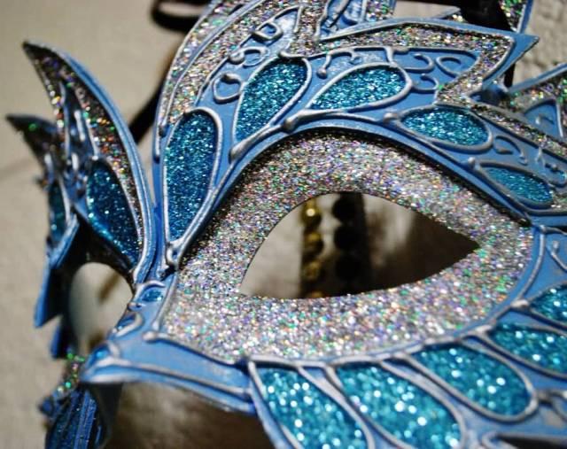 21 Mardi Gras Mask Image